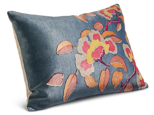 Blossom 20w 13h Throw Pillow