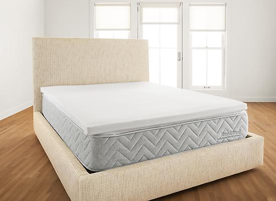 Luxury Serene® Foam Queen Mattress Topper