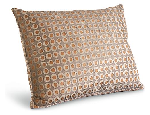Dot 22w 16h Throw Pillow