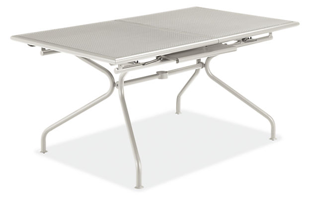 """Kona 63w 36d 30h Extension Table with One 20"""" Leaf"""