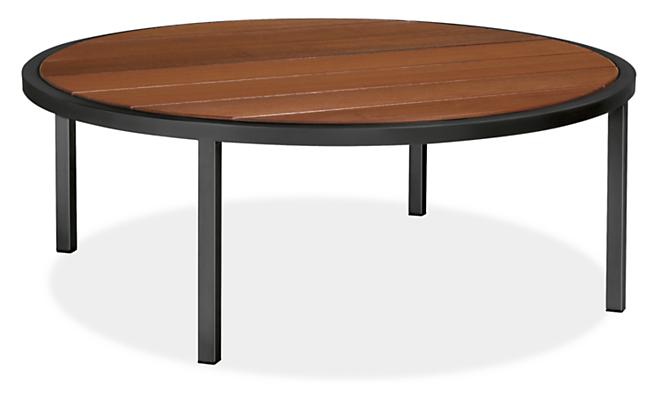 Montego 36 diam 13h Round Coffee Table