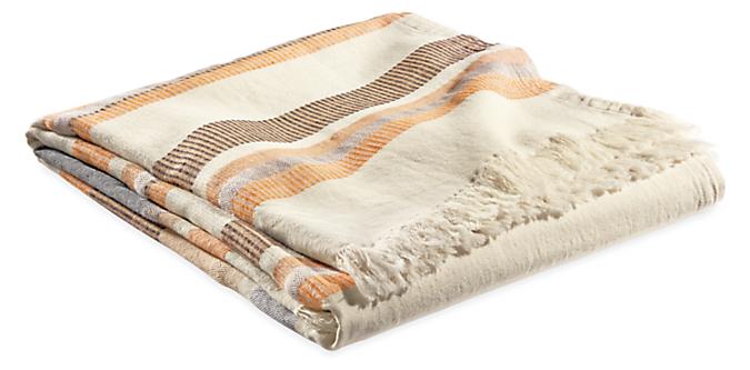 Rosa Throw Blanket