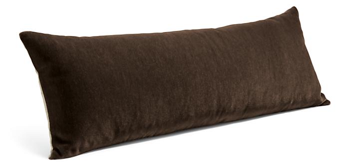 Mohair 36w 13h Throw Pillow