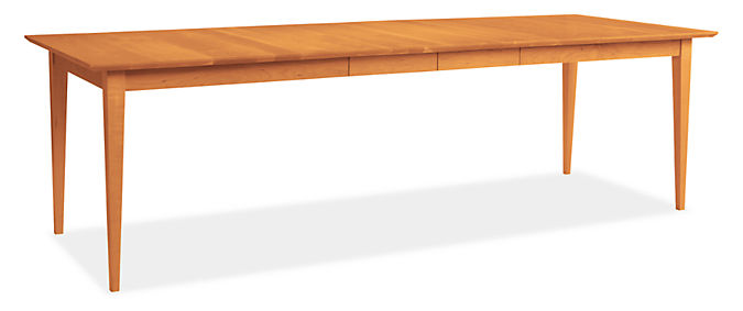 Detail of extended Adams extension table