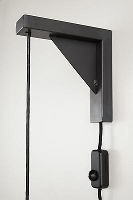 Tandem Wall Mount for Pendant Light