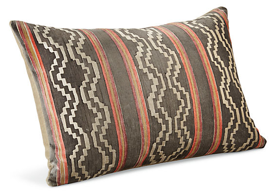 Allende 20w 13h Throw Pillow