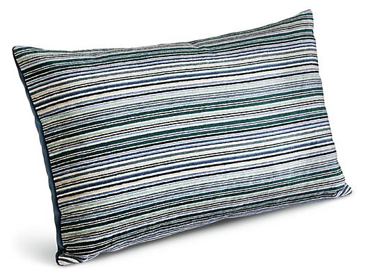 Strata 22w 13h Throw Pillow