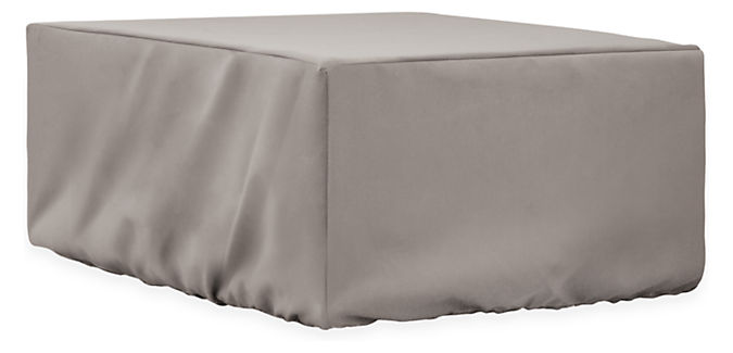 Outdoor Cover for Table/Ottoman 41w 39d 19h with Drawstring