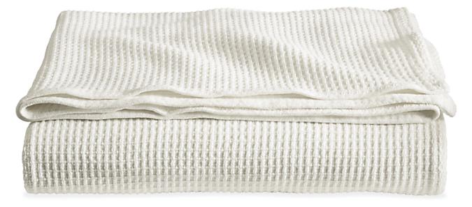 MacDowell Cotton Full/Queen Blanket