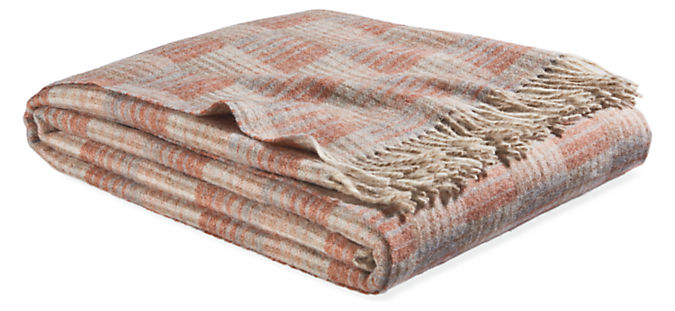 Edmund Throw Blanket