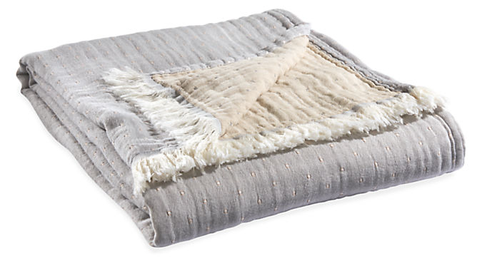 Leyton Throw Blanket
