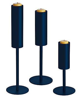 Lucent Votive Candle Holder Set of Three