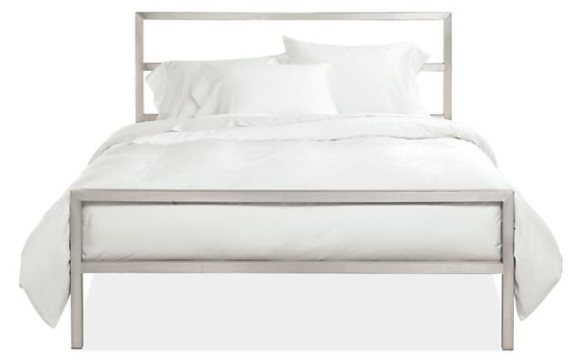 Parsons Queen Standard Bed