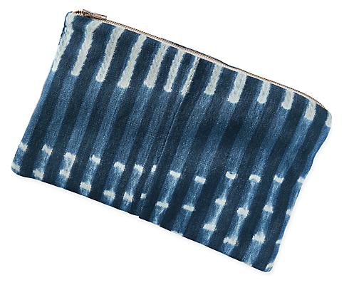 "Gouro 13""w 8""h Cosmetic Bag"