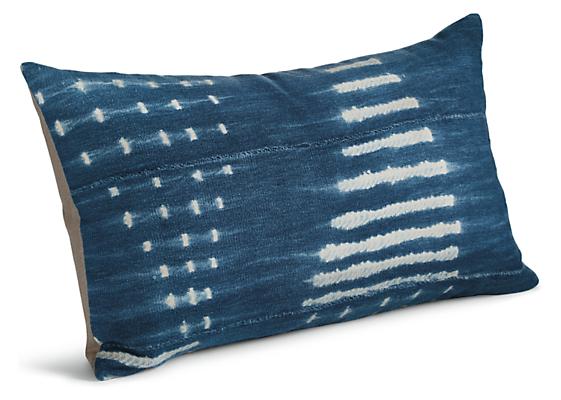Gouro 22w 13h Throw Pillow