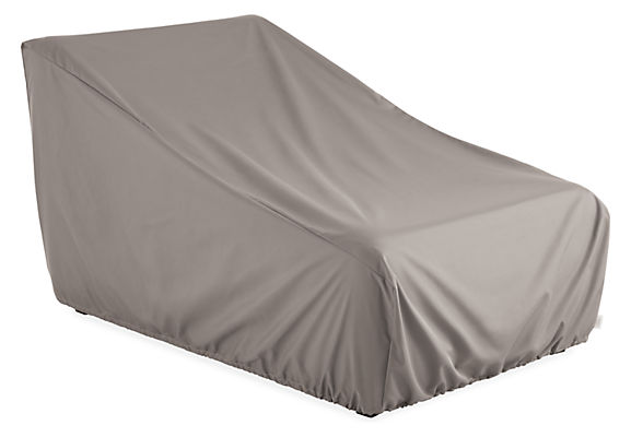 Outdoor Cover for Chaise Lounge 56w 58d 33h with Drawstring