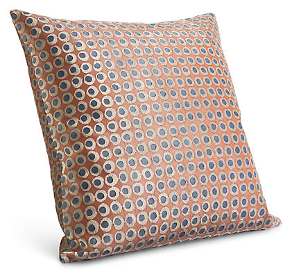Dot 22w 22h Throw Pillow