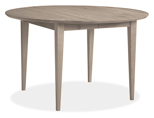 Adams 48 diam Round Extension Table