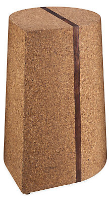 Corkdrop 11.5w 9.5d 17h Side Table