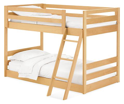 Waverly Twin Over Twin Mini Bunk Bed