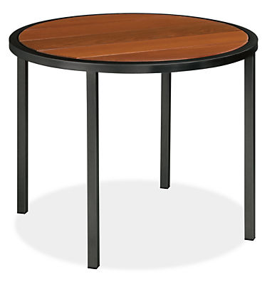 Montego 27 diam 22h Round Side Table