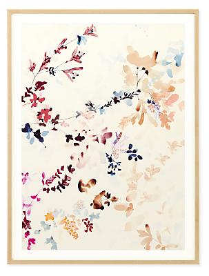 Jen Garrido, Wild Flowers Study #2, 2020, Limited Edition