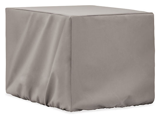Outdoor Cover for Table/Ottoman 22w 22d 18h with Drawstring