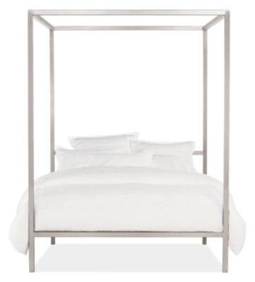 Portica Canopy Bed Modern Contemporary Beds Modern Bedroom Furniture Room Board