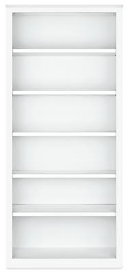 Woodwind 32w 12d 72h Bookcase