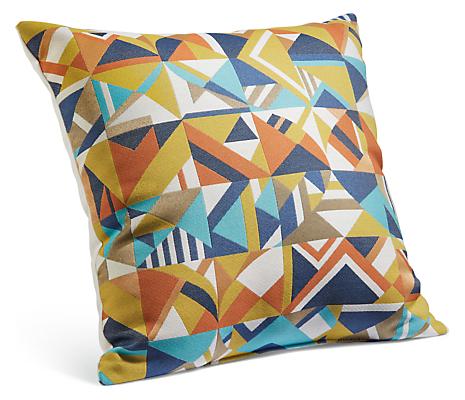 Kaleidoscope 20w 20h Outdoor Pillow