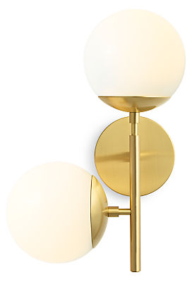 Pearl Left Wall Sconce