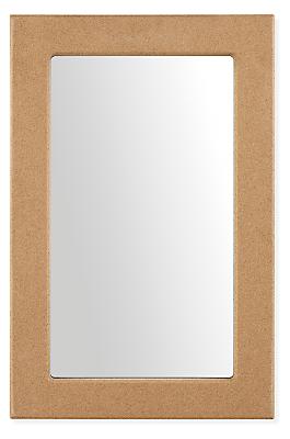 Arlen 23w 35h Cork Frame Mirror