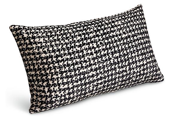 Barnes 22w 13h Throw Pillow