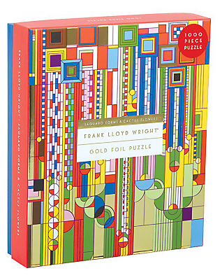 Frank Lloyd Wright Cactus Puzzle