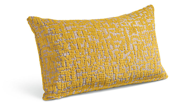 Staccato 22w 13h Throw Pillow