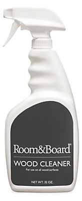 Room & Board Wood Cleaner - 32 ounce Spray Bottle
