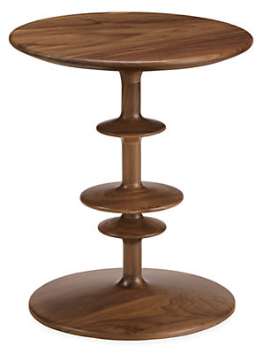 Parks 14 diam 16h Round End Table