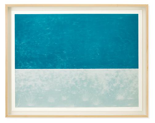 Ayomi Yoshida, Field of White Grass, Daydream, 2020, Limited Edition