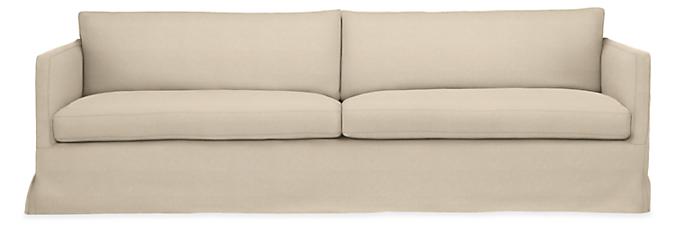 "Janus Slipcover for 104"" Two-Cushion Sofa"