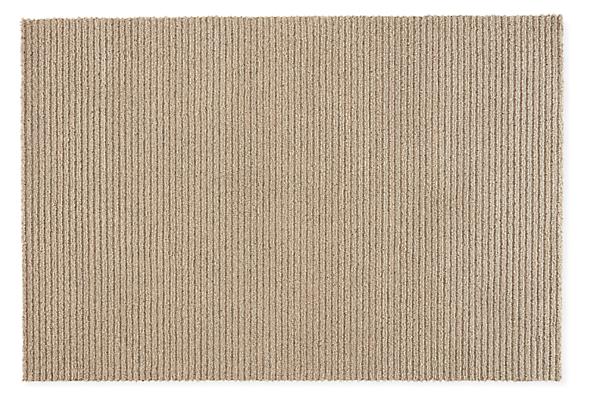 Arden Ribbed 6'x9' Rug