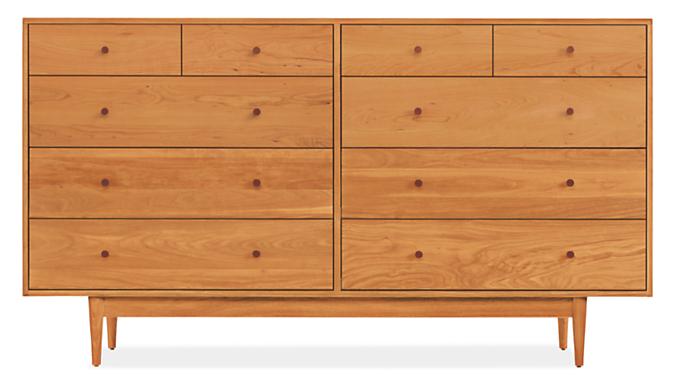 Grove 72w 20d 40h Ten-Drawer Dresser