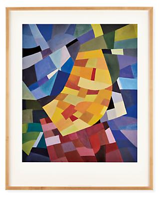 Otto Freundlich, Composition