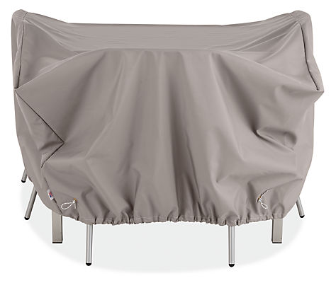 Outdoor Cover for Table with Chairs 37w 37d 30h with Drawstring