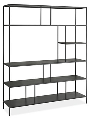 Foshay 60w 15d 72h Media Bookcase