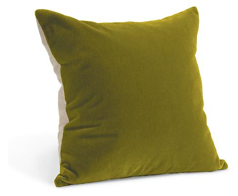 Mohair 18w 18h Throw Pillow