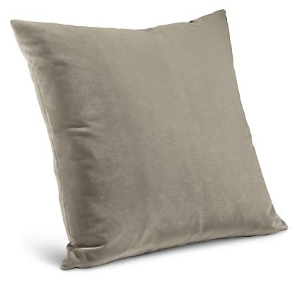 Velvet 24w 24h Throw Pillow