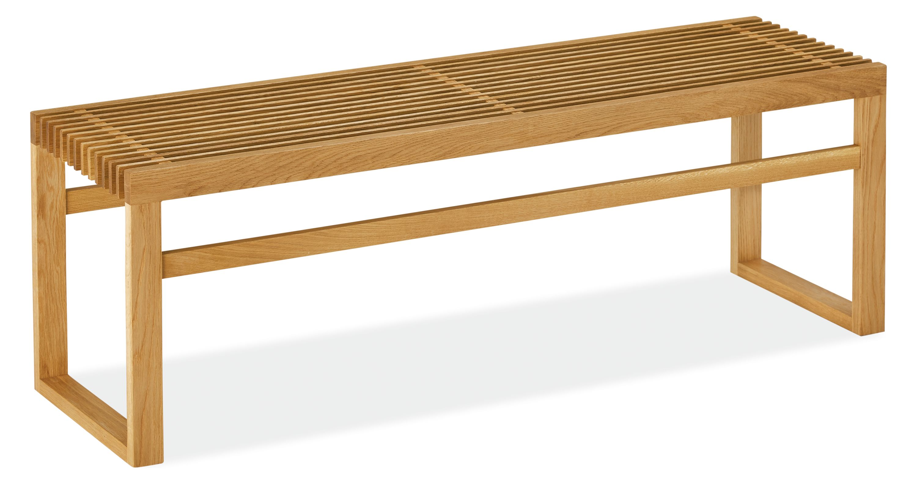 Ewing Bench Modern Benches Stools Ottomans Modern Living Room Furniture Room Board