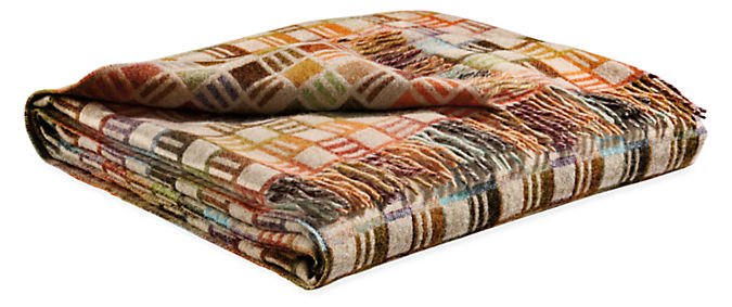 Remy Throw Blanket
