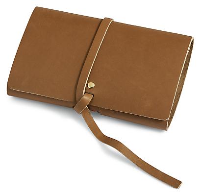 Callahan Leather Cord Roll