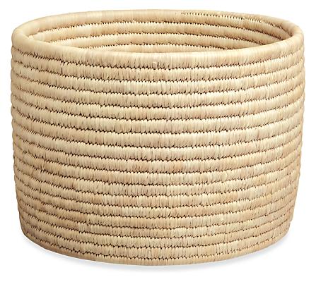 Bangla 14 diam 10h Round Storage Basket